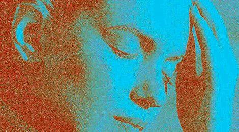 Marylin: Liebe + Arbeit (Poster)