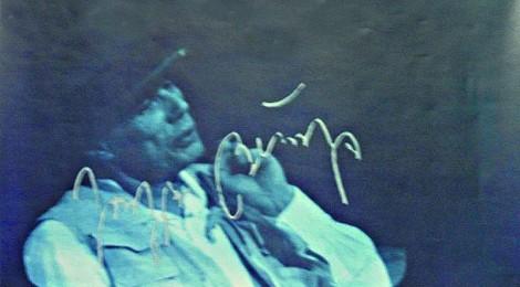 """Poster Joseph Beuys: """"Ich brauche Hilfe!"""""""