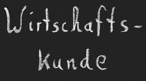 Reinhard Ulrich: Wirtschaftskunde