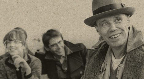 Ein Woodstock der Ideen - Joseph Beuys, Achberg und der deutsche Süden